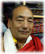 Choeying Lhundrup Rinpoche