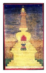 Old NehDren Stupa